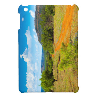 Texas Hill Country Red Dirt Road iPad Mini Cover