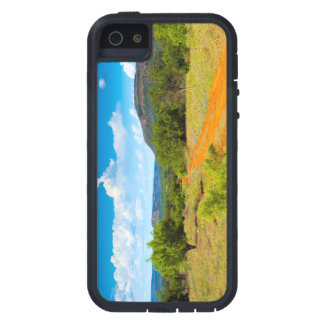 Texas Hill Country Red Dirt Road iPhone SE/5/5s Case