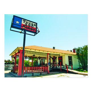 Texas Hills Vineyard, Johnson City, TX Postcard
