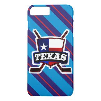 Texas Hockey Flag Logo iPhone 8 Plus/7 Plus Case