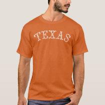 Texas Hoedown Vintage (White) T-Shirt