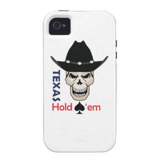 TEXAS HOLD EM iPhone 4 CASE