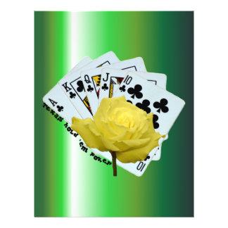 Texas Hold 'em Flyer