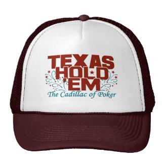 Texas Hold 'Em hat
