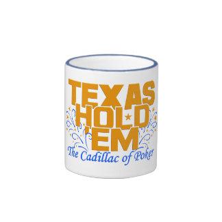 Texas Hold 'Em mug