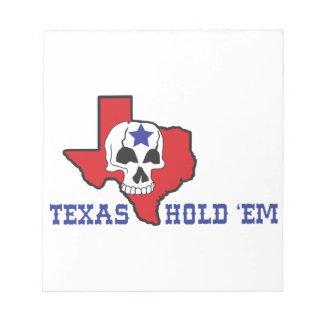 Texas Hold Em Notepad