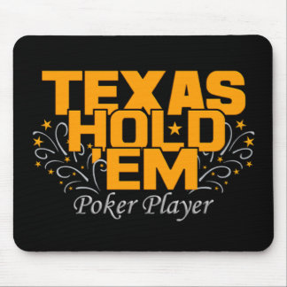 Texas Hold Em Poker Mouse Pad