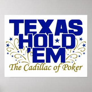 Texas Hold 'Em poster