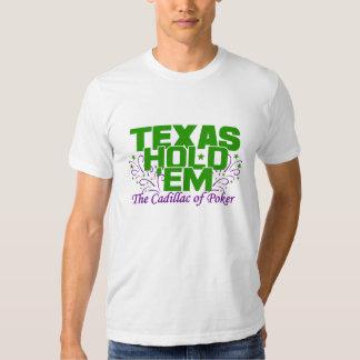 Texas Hold 'Em shirt - choose style & color