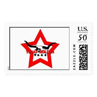 Texas Holdem Longhorns Postage