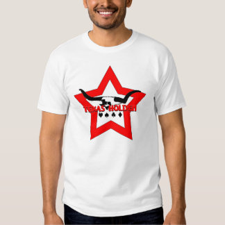 Texas Holdem Longhorns Tee Shirt