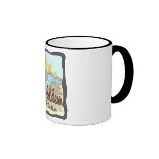 Texas Holdem:Meet You At the River Coffee Mug