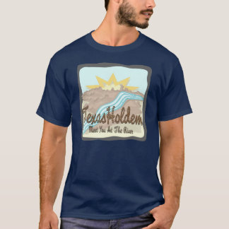 Texas Holdem:Meet You At the River T-Shirt