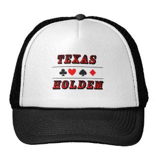 Texas Holdem Poker Trucker Hat