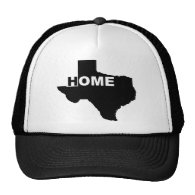 Texas Home Away From Home Hat Ball Cap