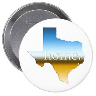 Texas Home Horizon 4 Inch Round Button