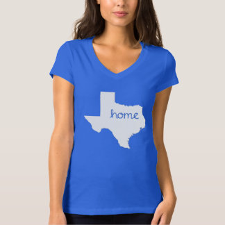 TEXAS HOME State Tshirt