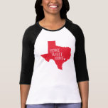 Texas Home Sweet Home Red T-Shirt