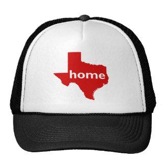 Texas Home Trucker Hat