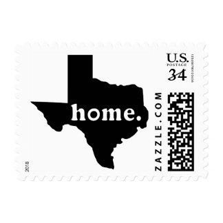 Texas Home TShirt Postage