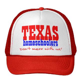 Texas Homeschoolers Hat