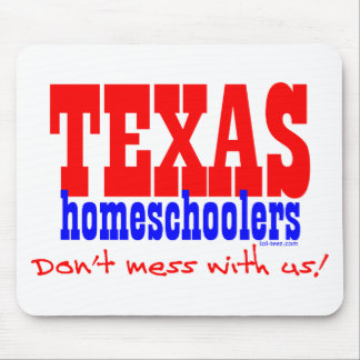 Texas Homeschoolers Mouse Pads