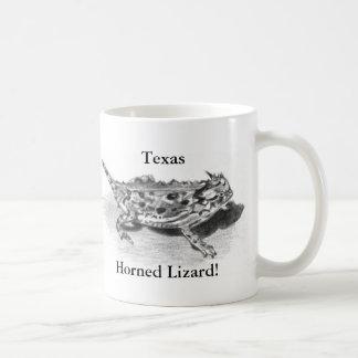 Texas Horned Lizard, Horny Toad Coffee Mug