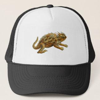 Texas Horned Lizard Trucker Hat