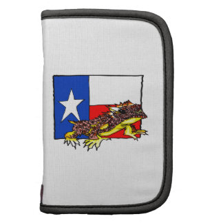 TEXAS HORNED TOAD FOLIO PLANNER