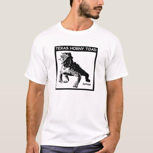 TEXAS HORNY TOAD T-Shirt