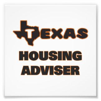 Texas Housing Adviser Photo Print