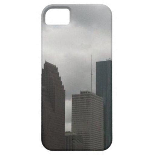 TEXAS - HOUSTON iPhone 5/5S COVER