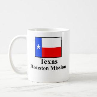 Texas Houston Mission Drinkware Coffee Mug