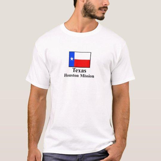 Texas Houston Mission T-Shirt