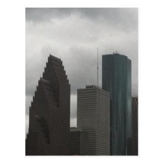 TEXAS - HOUSTON POSTCARD