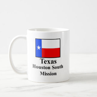 Texas Houston South Mission Drinkware Coffee Mug