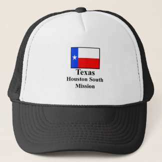 Texas Houston South Mission Hat