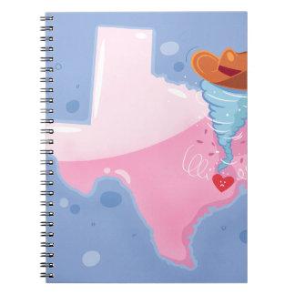 Texas Hurricane Notebook