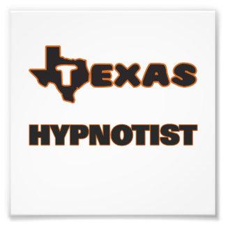 Texas Hypnotist Photo Print