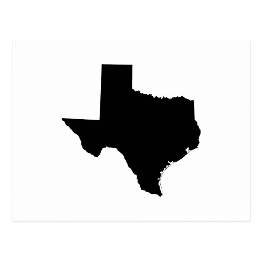 Texas in Black and White Post Cards