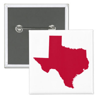 Texas in Red Pin