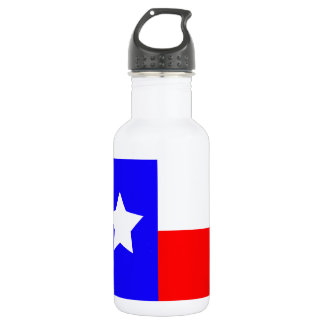 Texas Independence Day 18oz Water Bottle
