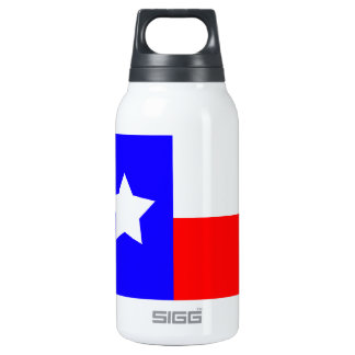 Texas Independence Day Insulated Water Bottle
