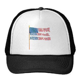 texas independence day trucker hat