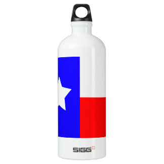 Texas Independence Day Water Bottle