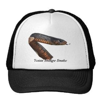 Texas Indigo Snake Trucker Hat