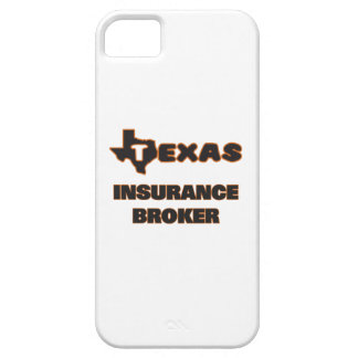 Texas Insurance Broker iPhone 5 Cases