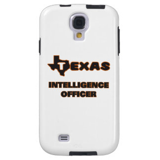 Texas Intelligence Officer Galaxy S4 Case