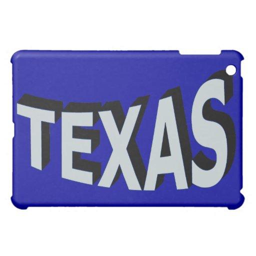 Texas iPad Case