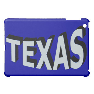 Texas iPad Case